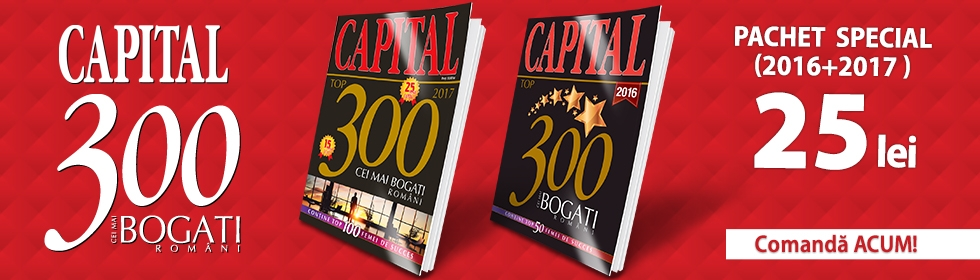 Pachet Top 300 Capital 2016+2017